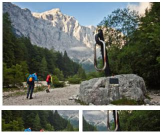 slovenia trekking
