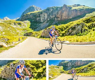 biking slovenia