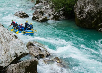 Slovenia Adventure Holidays