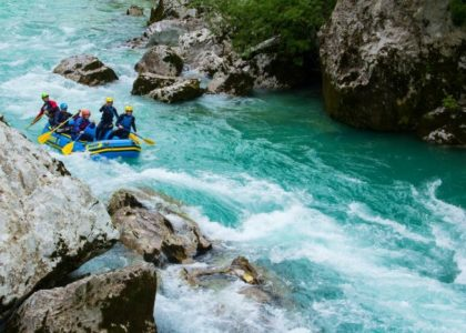 Rafting_SOCA river