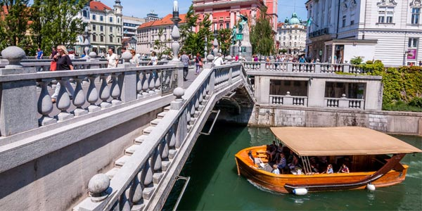 Active family holidays ljubljana