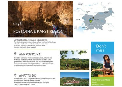 free adventure holidays plan slovenia sample