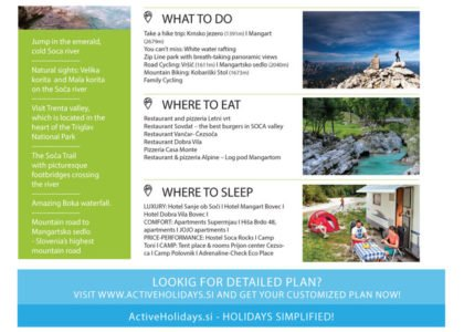 free adventure holidays plan slovenia sample 2