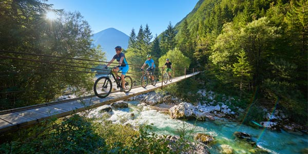 soca mountain biking