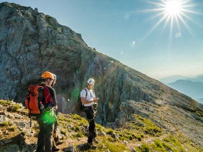 trekking slovenia