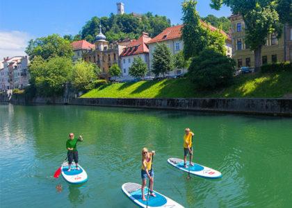 SUP-Ljubljana - Activeholidays.si