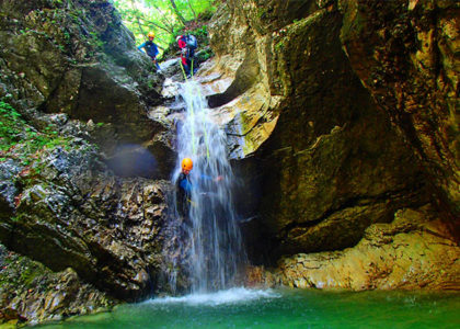 CANYONING-BLED