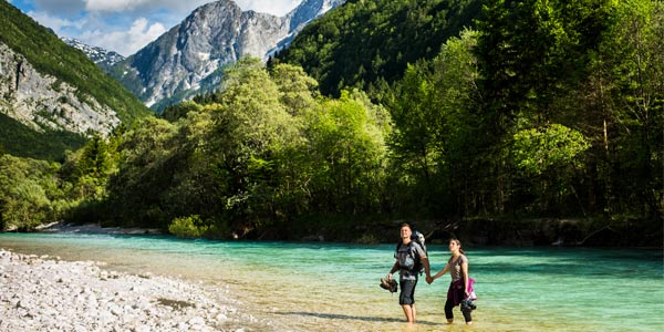 slovenia travel bovec and soca valley