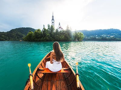 Bled-island-boat