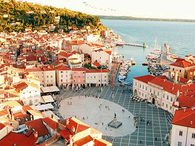 Piran-city-center