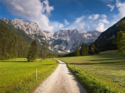 adventure holidays jezersko