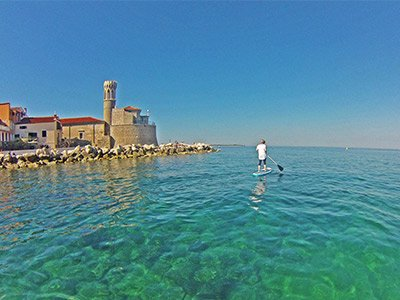 adventure holidays piran